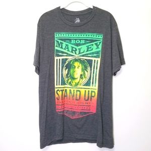 3/$25 Bob Marley Tee